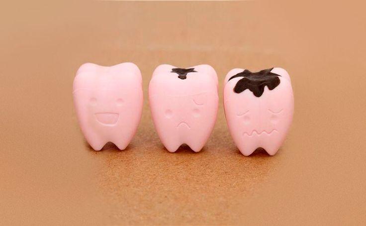 ¿Qué es la #Caries infantil y por qué aparece? #dientes #dentista #identis #Valencia