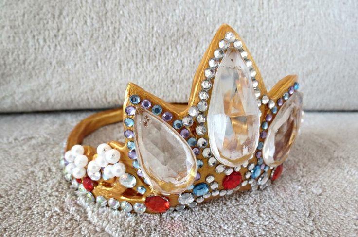 La corona de Rapunzel - Rapunzel crown - Rapunjififodkdodiidkeidjdfzel tiara