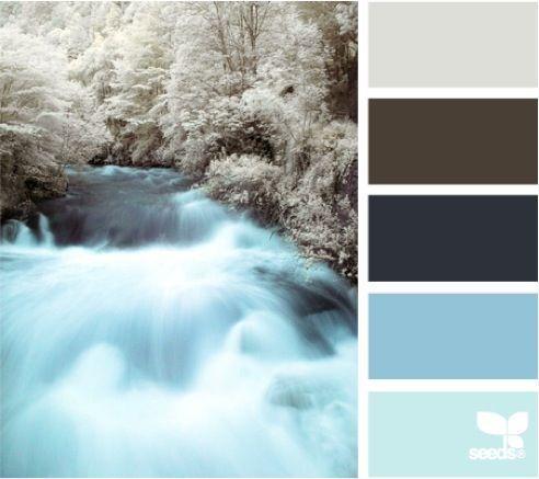 Tendencias en colores para interiores en invierno