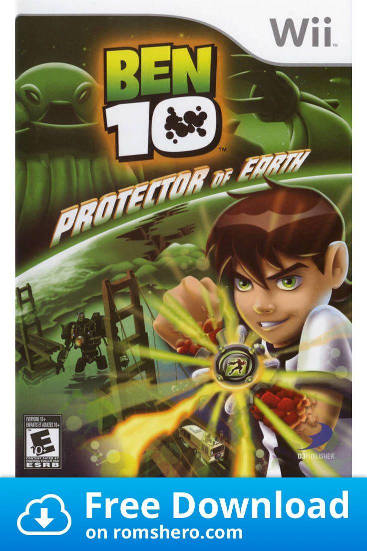 Download Ben 10 Protector Of Earth Nintendo Wii Wii Isos Rom