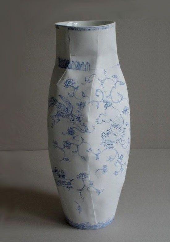 Ruth Gurvich – Ensemble vase