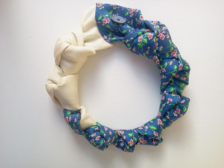 "transformative silk necklace by mikyta @ her webstore (worn by hallie switzer in ""i am a good person/i am a bad person""): Halli Switzer, Transformers Silk, Personalized I, Online Shops, Webstor Worn, Bad Personalized, Dreams Wardrobes, Silk Necklaces"