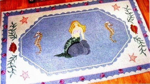37 Best Mermaid Bathroom Ideas Images On Pinterest