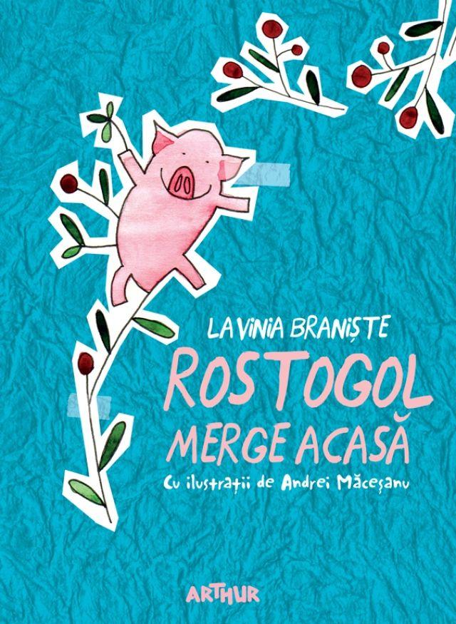 Rostogol merge acasă http://www.editura-arthur.ro/carte/rostogol-merge-acasa