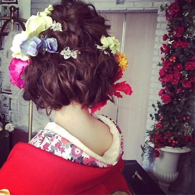 人気すぎて本も出版♩美容師rumiさんの作るヘアアレンジに胸キュン♡ | marry[マリー]