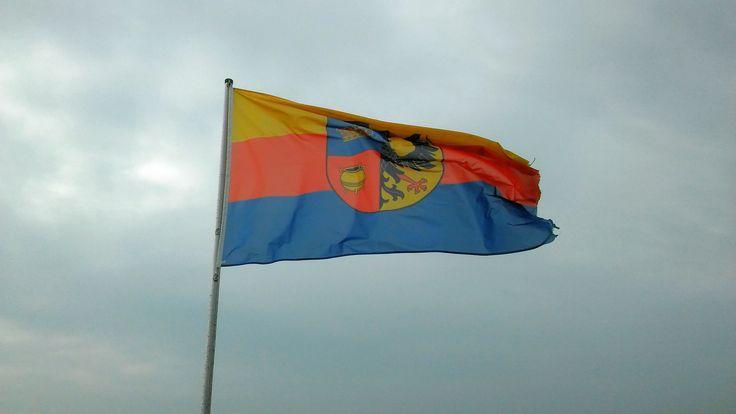 Nordfriesland-Flagge