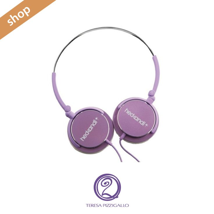 Listen GOOD MUSIC with Teresa Pizzigallo! CLICCA SUL LINK >>> http://www.teresapizzigalloshop.it/home/236-cuffie.html