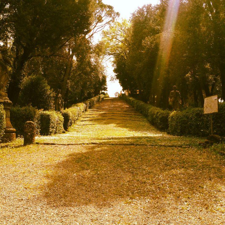 Villa Caruso. Lastra a Signa Tuscan villa, Villa