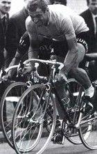 In de groene Tour de France-trui