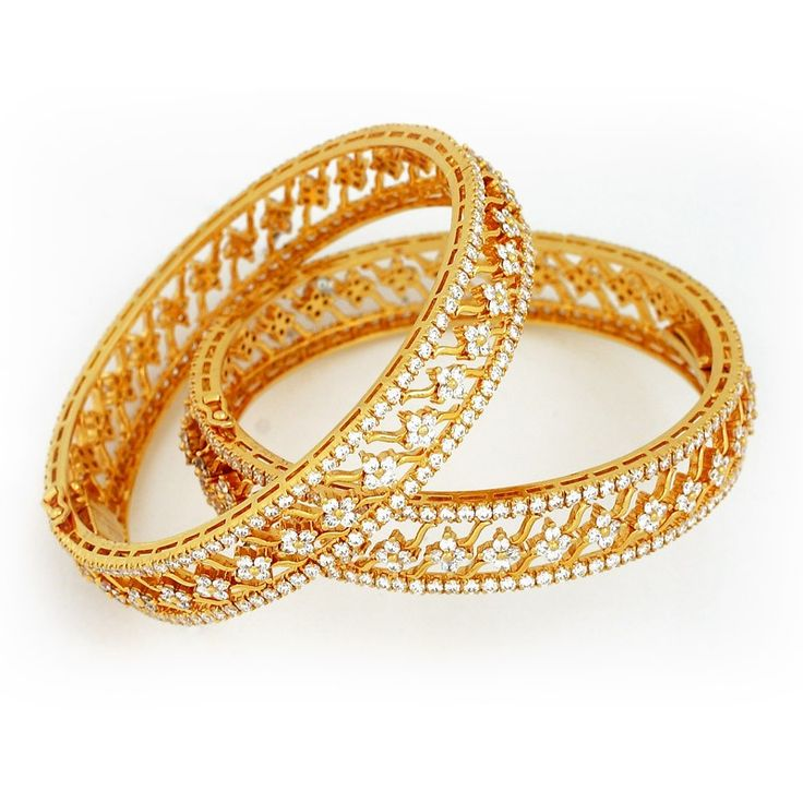 17 Best images about Bangles on Pinterest | Antique gold ...