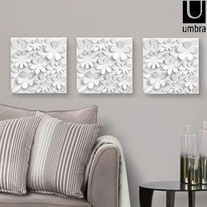 Umbra Florella Wall Tiles