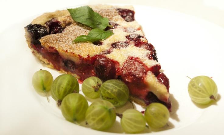 Tarta wiśniowa