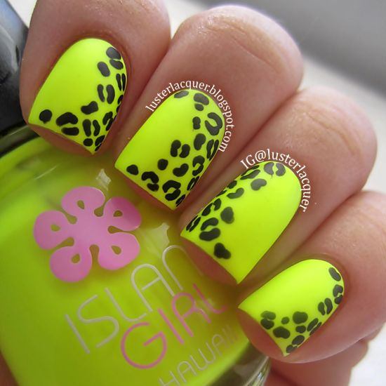 Inspirational Ideas For Making A Cool Summer Nail Designs
