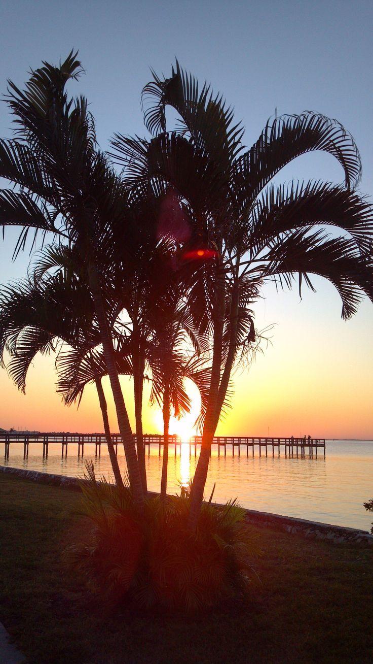 Gilchrist Park Punta Gorda, Florida.