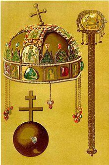 A Szent Korona története – Wikipédia