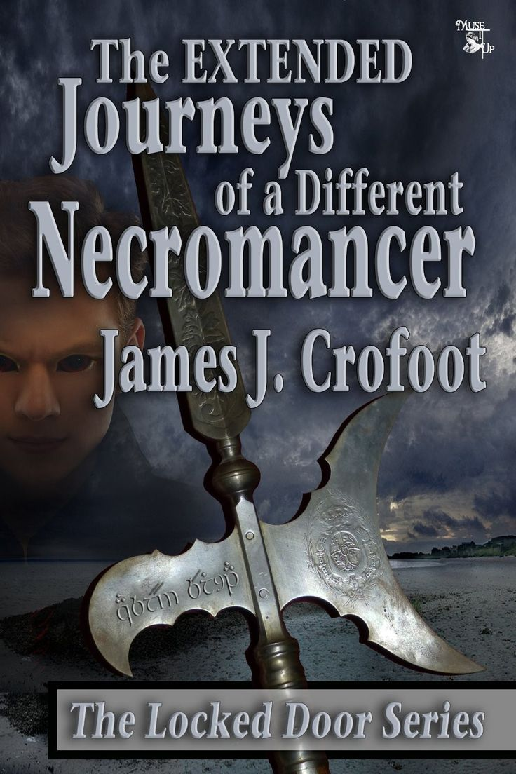 The Extended Journeys of a Different Necromancer At Chris' 'urgings' Thomas agrees reluctantly to attend the coronation of the Prince and Princess, Kaly and Aurora A coronation he helped bring about. His magic he sometimes wishes he never learned changes. What the necromancer doesn't know is slavers are raiding the coast, putting his family in danger's path. Again and again he is called upon to use the magic he will see die, but now…now he pulls together all he knows to save ...
