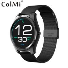 US $57.37 ColMi Z4 Smart Watch Heart Rate Monitor Watch Pedometer SMS WhatsApp Notification Smartwatch for iPhone Android phone. Aliexpress product