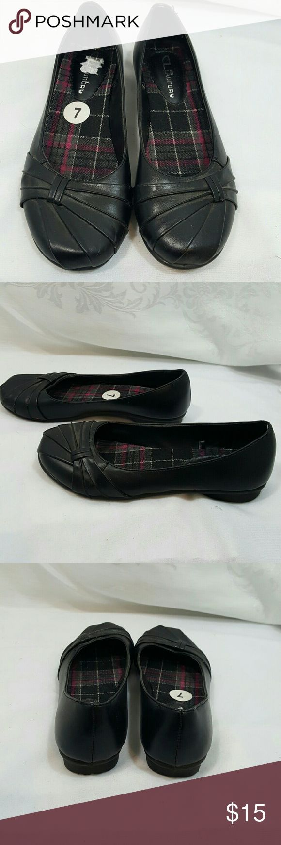 Chinese Laundry Black Flats Size 7 Flats Chinese Laundry Shoes Flats & Loafers