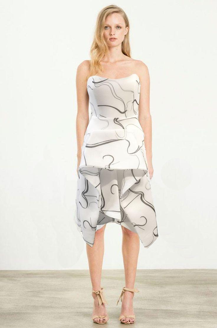 Elliatt - Ether A-Line Dress