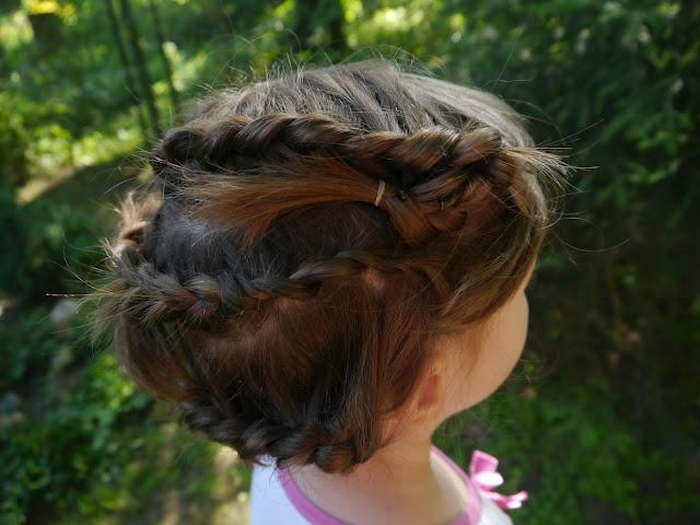 The Creative Blog: Новая детская прическа / A new hairstyle