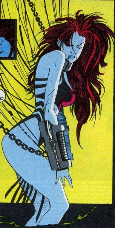 Princess Fen | Namor & Atlanteans - Marvel | Pinterest ...