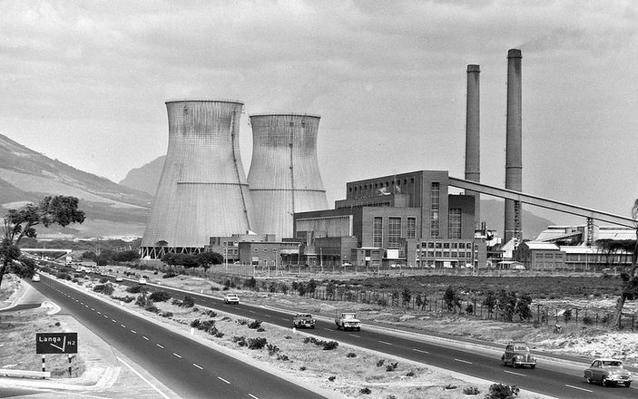 The newly opened N2 in 1962! - cometocapetown.com