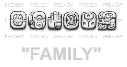 aztec symbol for family tattoo wwwpixsharkcom images