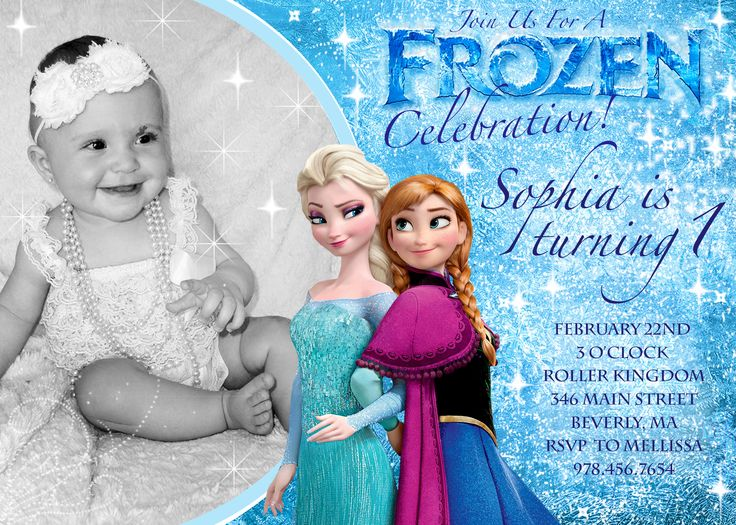 Best Frozen Images On Pinterest Birthday Party Ideas Frozen - Birthday invitation frozen theme