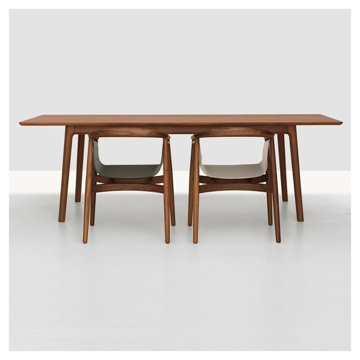 17 best images about wood tables on pinterest mesas for Table design rectangulaire