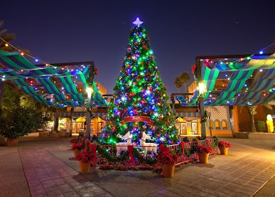 InPark Magazine - News: Busch Gardens Tampa Bay Prepares to Transform into Christmas Town