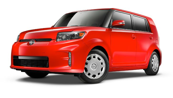 Scion xB & Toyota Avalon Nominated in Best Base Models Top