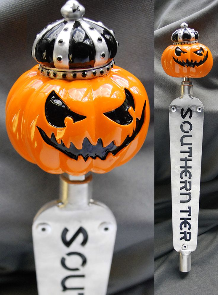 Southern Tier's Pumking Tap Handle | Just take a pull ...