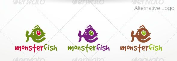 Cool Monster Logo