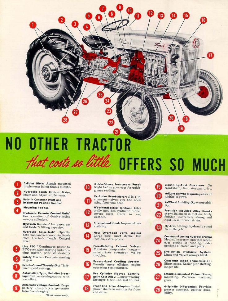 1000 images about 8n ford tractor on pinterest models