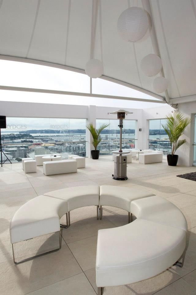 Rydges Auckland's Rooftop Terrace is a stunning location for #weddings and #events.