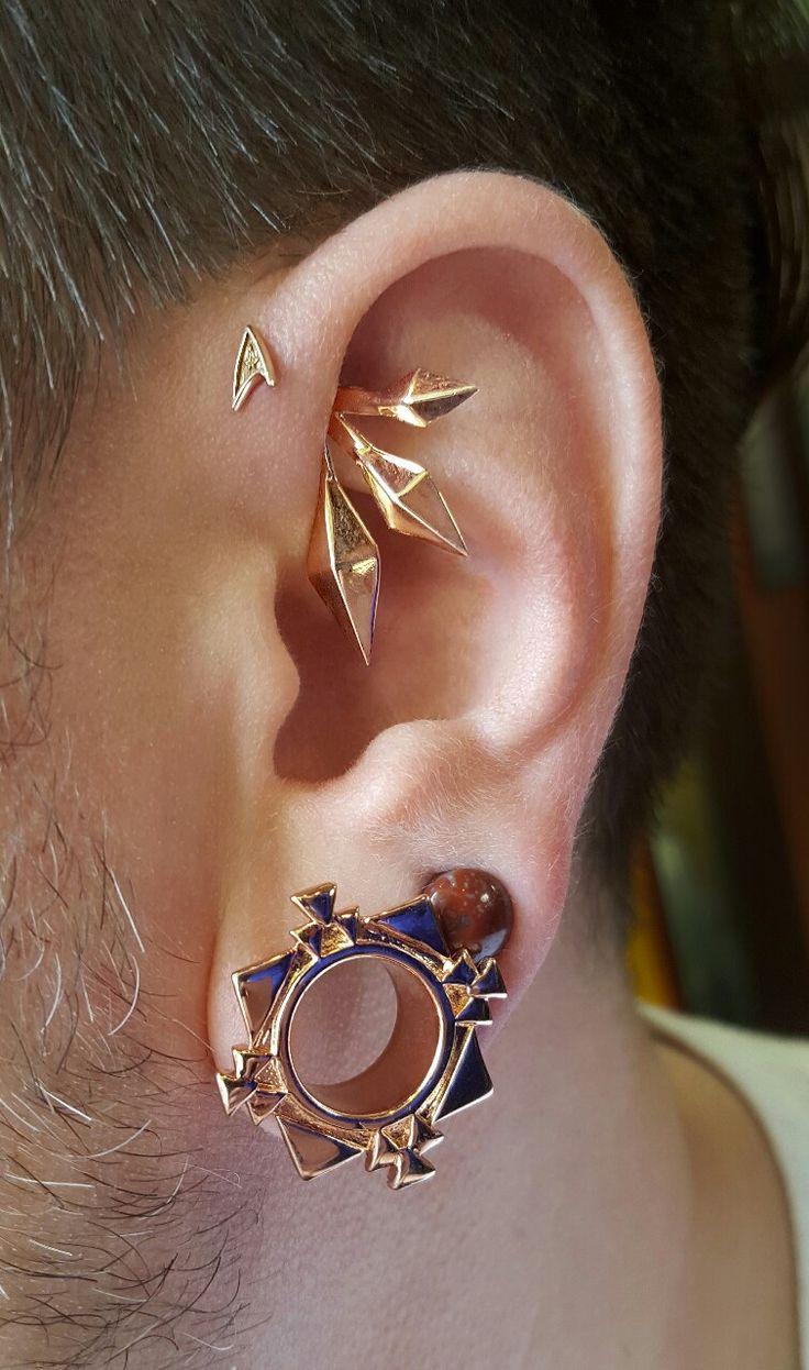 best 25+ front helix piercing ideas on pinterest   ear peircings