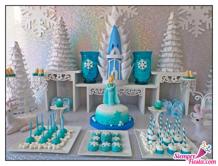43 best images about fiesta de frozen on pinterest - Mesas infantiles de plastico ...