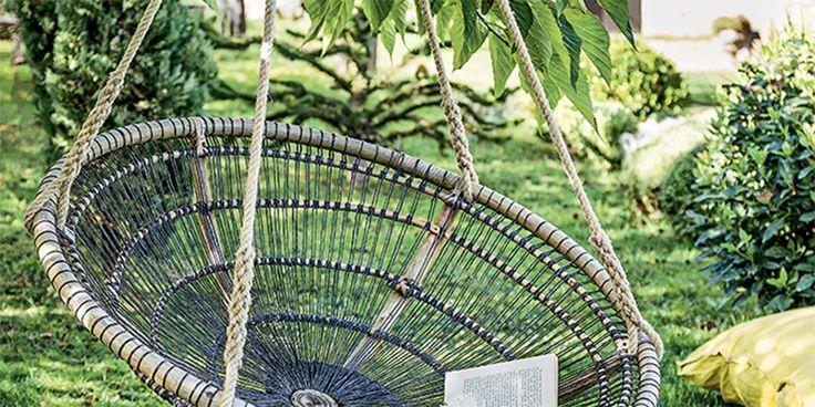 Bricolage: fabriquer une loveuse suspendue pour son jardin