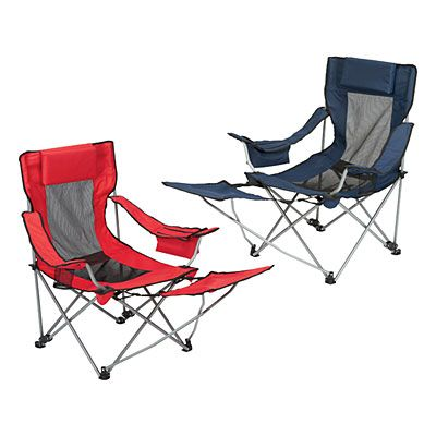 Wilson Amp Fisher 174 Quad Chair With Footrest At Big Lots