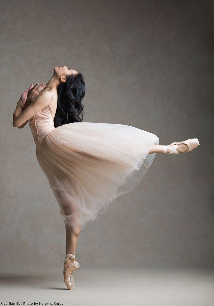 nationalballet:  Meet a Dancer: Principal Dancer Xiao Nan Yu was born in Dalian…