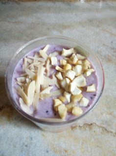 INDIAN CUISINE: BLACK GRAPES SHAKE