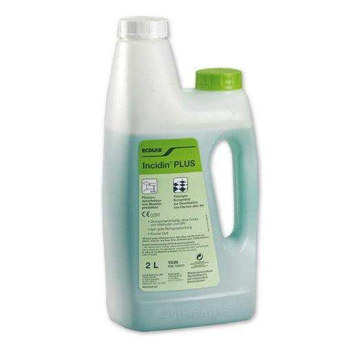 Incidin Plus Liquid To Disinfect Surfaces 2l Uk Surface