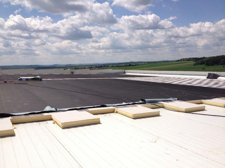 Panouri PIR - Powerdeck F. Termoizolatia durabila pentru terase si acoperisuri.