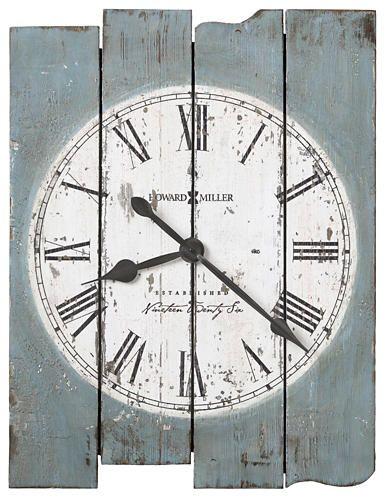 York Wall Clock   - Art Van Furniture