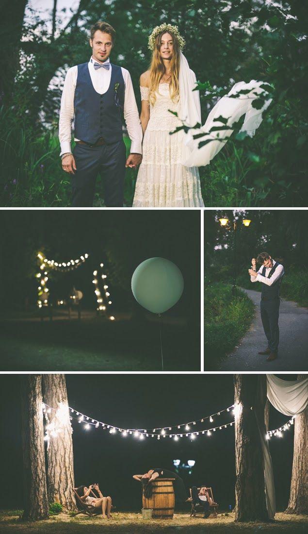 Trendy Wedding, blog idées et inspirations mariage ♥ French Wedding Blog: {Iulia & Anton} Mariage rock près de Bucarest