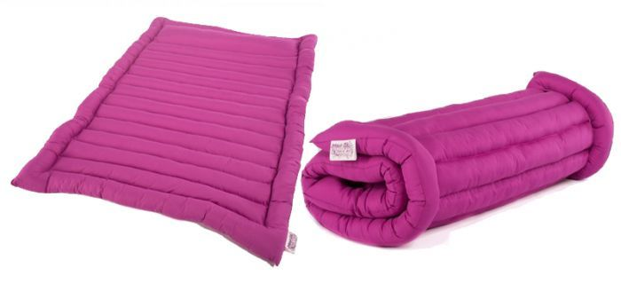 Pink Camping Bed Roll £79 @ Boutique Camping