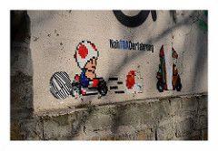 NahTOADerfahrung bei Super Mario Kart   by rainbowcave