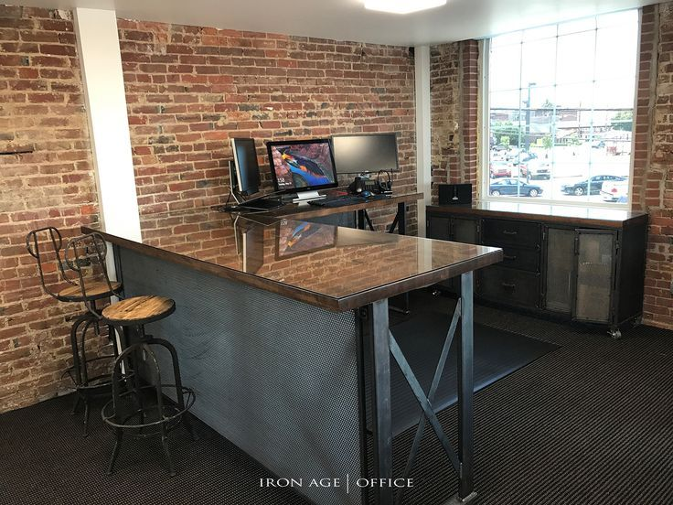Industrial Office Furniture Modern Industrial Commercial