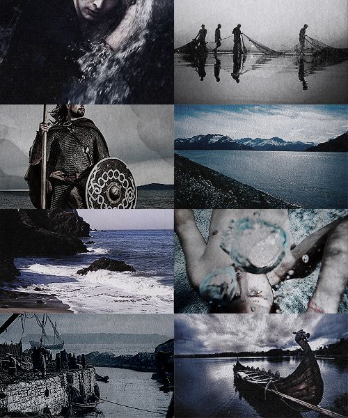 """FIGURES OF NORSE MYTHOLOGY: NJORD  The senior god of the Vanir, Njord moved to Asgard with his children, Freyr and Freyja, as a sign of peace after the war between the Aesir and Vanir. Njord governed the sea and the winds and guarded ships and seafarers. His hall is called Noatun (""""shipyard"""") , and he married the Jotun Skadi. However, the differences in their personalities forced the couple to live apart."""