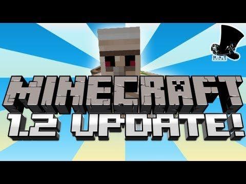 Minecraft 1.2 videogame